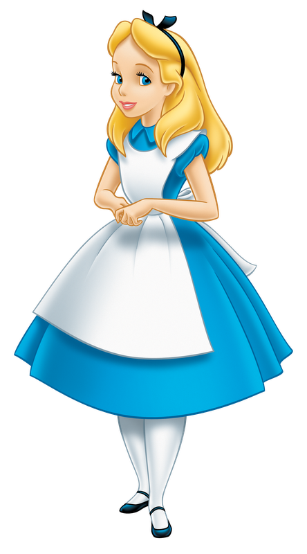 Alice in Wanderland Diary